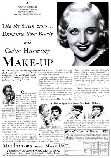 social factor cosmetics industry in france