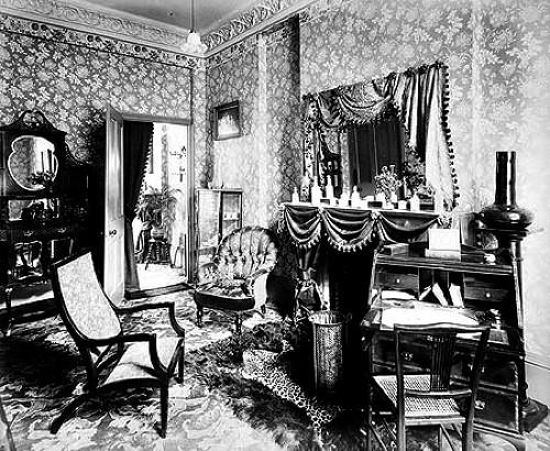 1896 Old Bond Street Reception Room
