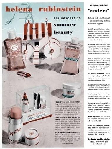 helena rubinstein cosmetics
