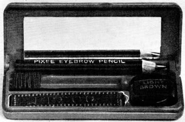 1935 Mascara box