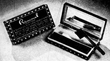 1947 Rimmel cake mascara