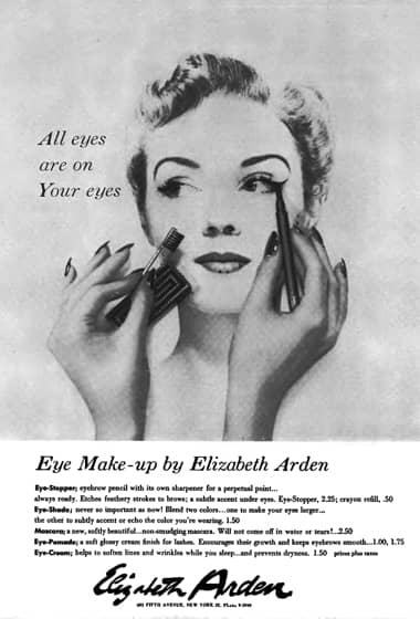 1950 Elizabeth Arden
