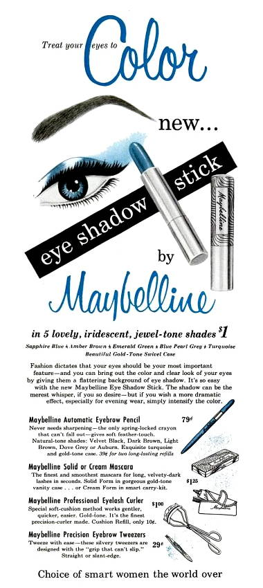 1956 Maybelline
