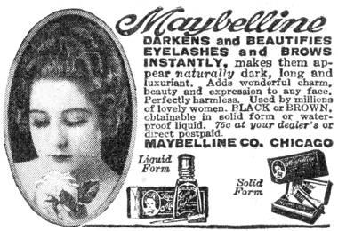 Maybelline liquid and cake mascara