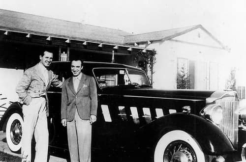 Tom Lyle Williams and Emery Shaver