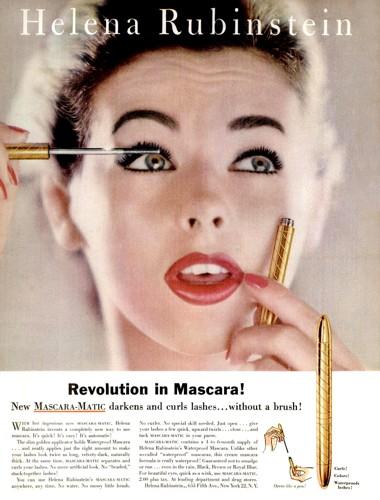 c7f3cc2b000 1957 Helena Rubinstein Mascara-Matic.