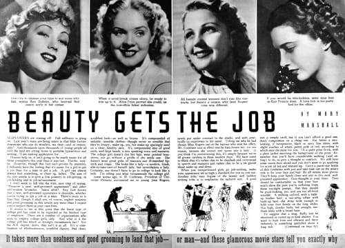 Cosmetics and Skin: Make-up, Personality and Types